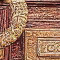 Correo In San Miguel De Allende by Lindley Johnson