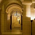 Corridors by Victoria Harrington