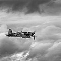 Corsair In The Clouds   7d015 by Guy Whiteley