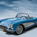 Corvette Blues by Douglas Pittman