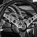 Corvette Cockpit by Debby Richards