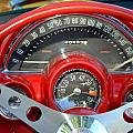 Corvette Dashboard by Dean Ferreira