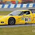 Corvette Gt1 C6 Race Car by Tad Gage