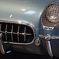 Corvette Roadster 1955 by John Schneider