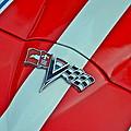 Corvette by Frozen in Time Fine Art Photography