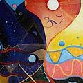 Cosmic Carnival Vlll Aka Sacred And Profane by Helena Tiainen