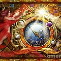 Cosmic Clock by Ciro Marchetti