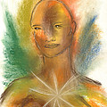 Cosmic Feminine by Roger Hanson