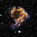 Cosmic Heart by Jennifer Rondinelli Reilly - Fine Art Photography