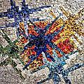 Cosmic Mosaic by Andrea Kollo
