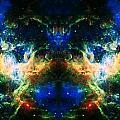 Cosmic Reflection 2 by Jennifer Rondinelli Reilly - Fine Art Photography
