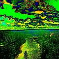 Cosmic River 2 by Ben Upham III