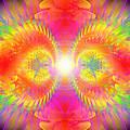 Cosmic Spiral Ascension 02 by Derek Gedney