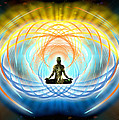 Cosmic Spiral Ascension 04 by Derek Gedney