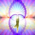 Cosmic Spiral Ascension 07 by Derek Gedney