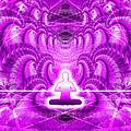Cosmic Spiral Ascension 29 by Derek Gedney