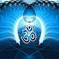 Cosmic Spiral Ascension 30 by Derek Gedney