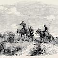 Cossacks Skirmishing by English School