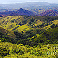 Costa Rica Mountains by Bob Phillips