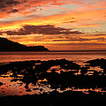 Costa Rica Sunset by Eric Strohm