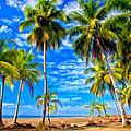 Costa Rican Paradise by Michael Pickett