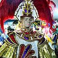 Costumed Man Tenerife by Jay Milo