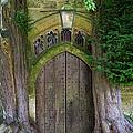 Cotswold Doorway by Brian Jannsen