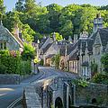 Cotswold Village by Brian Jannsen