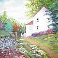Cottage Gardens by Steven Clayton