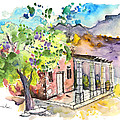 Cottage In Barca De Alva by Miki De Goodaboom