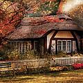 Cottage - Nana's House by Mike Savad