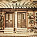 Cottage Townhouses In Lund by Sophie McAulay