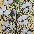 Cotton #1 - King Cotton by Eloise Schneider Mote