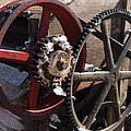 Cotton Gin Gears by Pat Williams
