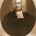 Cotton Mather 1728 by Padre Art