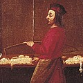 Cotton Weaver, 17th C. Early Modern by Everett