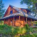 Cottonwood Cottage  by Omaste Witkowski