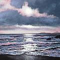 Coumeenole Beach  Dingle Peninsula  by John  Nolan
