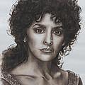 counselor Deanna Troi Star Trek TNG by Giulia Riva