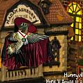 Count Hummula by Diane V Bouse