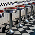 Counter Seats by Alan Thwaites