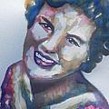 Country Artist Patsy Cline by Chrisann Ellis