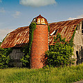 Country Barn by Stacy Abbott