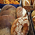Country Bread And Muffins by Dee Flouton