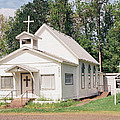 Country Church by HW Kateley