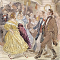 Country Dance, 1820s by Granger