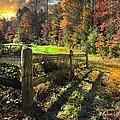 Country Dawn by Debra and Dave Vanderlaan