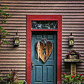 Country Door by Timothy Flanigan