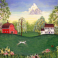 Country Frolic One by Linda Mears