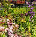 Country Garden by Omaste Witkowski